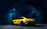 Mercedes-AMG GT S rear quarter