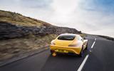 Mercedes-AMG GT S rear