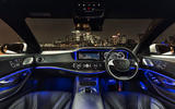 Mercedes-AMG S 63 dashboard