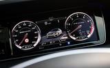 Mercedes-AMG S 63 instrument cluster