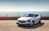 4 star Mercedes-AMG S 63 Coupé