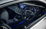 Mercedes-AMG S 63 Coupé dashboard