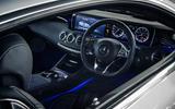 Mercedes-AMG S 63 Coupé dashboard