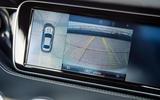 Mercedes-AMG S 63 Coupé infotainment system