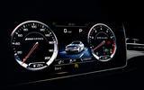 Mercedes-AMG S 63 Coupé instrument cluster