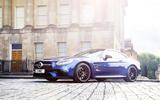 3 star Mercedes-AMG SL 63
