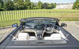 Mercedes-AMG SL 63 roof down