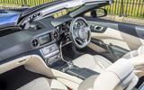 Mercedes-AMG SL 63 interior