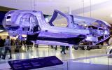 Frankfurt: Mercedes SLS AMG E-Cell