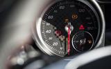Mercedes-Benz A-Class instrument cluster