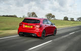 Mercedes-Benz A-Class on the review