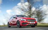 Mercedes-Benz A-Class review hero front