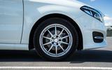 Mercedes-Benz B-Class alloy wheels