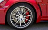 Merc C63 AMG Black Series revealed