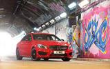 3 star Mercedes-Benz CLA