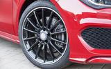 Mercedes-Benz CLA alloy wheels