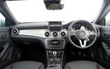 Mercedes-Benz CLA dashboard
