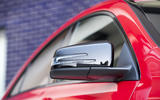 Mercedes-Benz CLA wing mirror