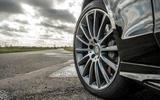 20in Mercedes-Benz CLS alloy wheels