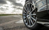 20in Mercedes-Benz CLS alloy wheels