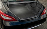 Mercedes-Benz CLS boot space