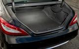 Mercedes-Benz CLS boot space