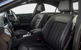 Mercedes-Benz CLS interior