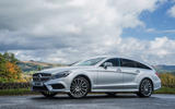 4 star Mercedes-Benz CLS Shooting Brake