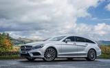 4 star Mercedes-Benz CLS Shooting Brake