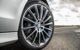 Mercedes-Benz CLS Shooting Brake alloy wheels