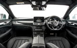 Mercedes-Benz CLS Shooting Brake dashboard