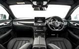 Mercedes-Benz CLS Shooting Brake dashboard