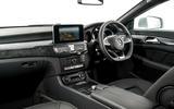 Mercedes-Benz CLS Shooting Brake interior