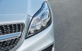 Mercedes-Benz CLS Shooting Brake LED headlights
