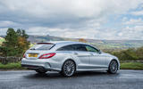 Mercedes-Benz CLS Shooting Brake rear quarter