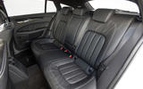 Mercedes-Benz CLS Shooting Brake rear seats