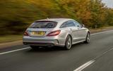 Mercedes-Benz CLS Shooting Brake rear
