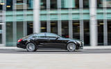 Mercedes-Benz CLS side profile