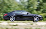 Mercedes-AMG CLS 63 side profile