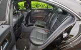Mercedes-AMG rear seats