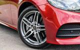 19in Mercedes-Benz E-Class Coupé alloys