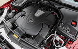 3.0-litre V6 Mercedes-Benz E-Class Coupé engine