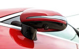Mercedes-Benz E-Class Coupé wing mirror