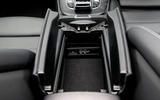 Mercedes-Benz E-Class Coupé central cubbyhole