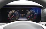 Mercedes-Benz E-Class Coupé digital instrument cluster