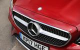 Mercedes-Benz E-Class Coupé front end