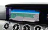 Mercedes-Benz E-Class Coupé infotainment system