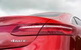 Mercedes-Benz E-Class Coupé rear light