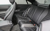 Mercedes-Benz E-Class Coupé rear seats