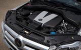 3.0-litre V6 Mercedes-Benz GL 350 engine